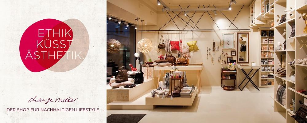 GET CHANGED fördert sozial und ökologisch produzierte Mode.